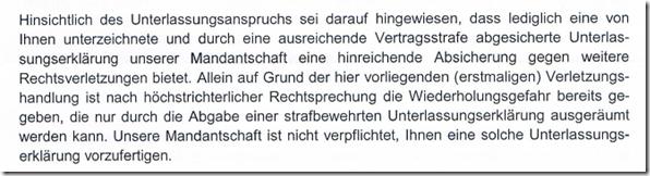 """Rechtsanwalt Andreas Schwartmann FAREDS mahnt ab: """"2 Guns"""" Urheberrechtsverletzung Schadensersatz Anwaltsleben Abmahnung"""