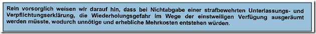 """Rechtsanwalt Andreas Schwartmann Schulenberg & Schenk mahnen ab: """"Frauenturnier - unanständig dreckig"""" Urheberrechtsverletzung Schadensersatz Anwaltsleben Abmahnung"""