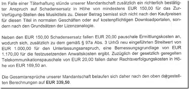 """Rechtsanwalt Andreas Schwartmann Doppelabmahnungen: """"Rubinrot"""" und """"The Perfect Fall"""" Urheberrechtsverletzung Schadensersatz Anwaltsleben Abmahnung"""