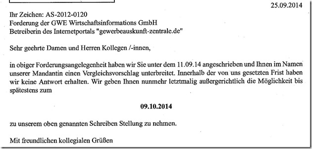Rechtsanwalt Andreas Schwartmann Post von Michael Sertsöz Strafverteidigung Anwaltspflichten Anwaltsleben