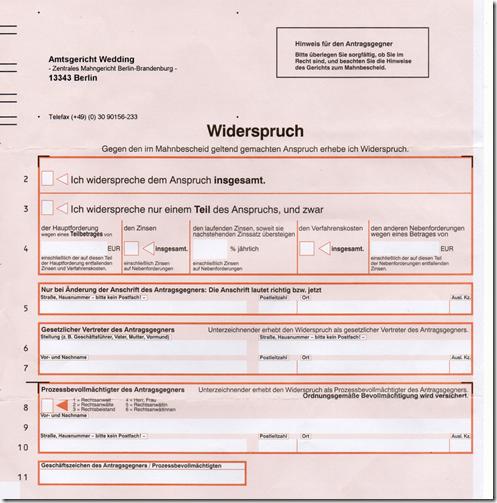 Rechtsanwalt Andreas Schwartmann Widerspruch gegen Mahnbescheid–und dann? Zwangsvollstreckung Mahnbescheid Anwaltsleben